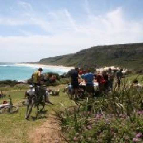 Margaret River Cycle trek 2012