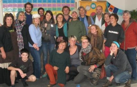 Fair Harvest Permaculture Design Certificate…..update and pics!