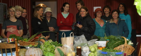 Growers Shared Meal