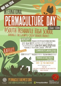 International Permaculture day at South Fremantle High School