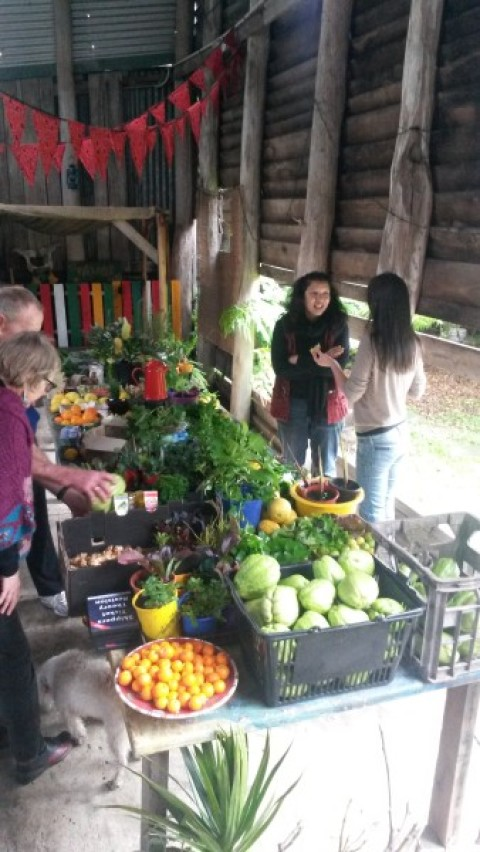 Monthly Swap Shuffle Share at Fair Harvest