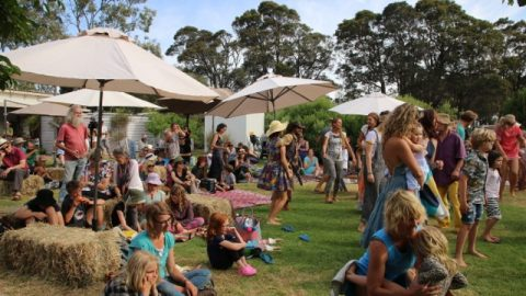 Festival Of No Waste and Charlie Mgee Sundowner 2017